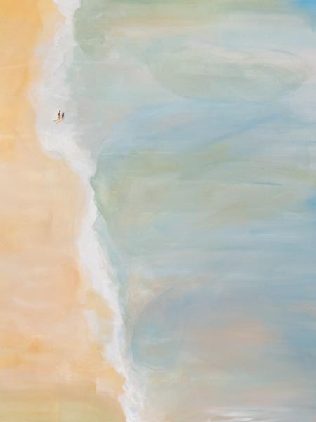 io e te in spiaggia