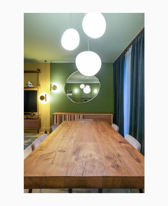 Un appartamento colorato - 200 mq a Milano